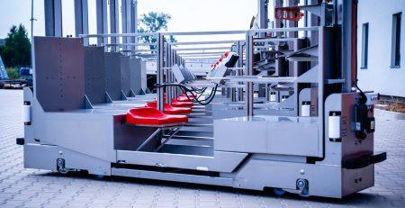 Pierwsze samojezdne wózki hydrauliczne Agro-Projects w drodze do Klienta!